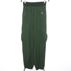 Free People Movement | Green Jogger XS